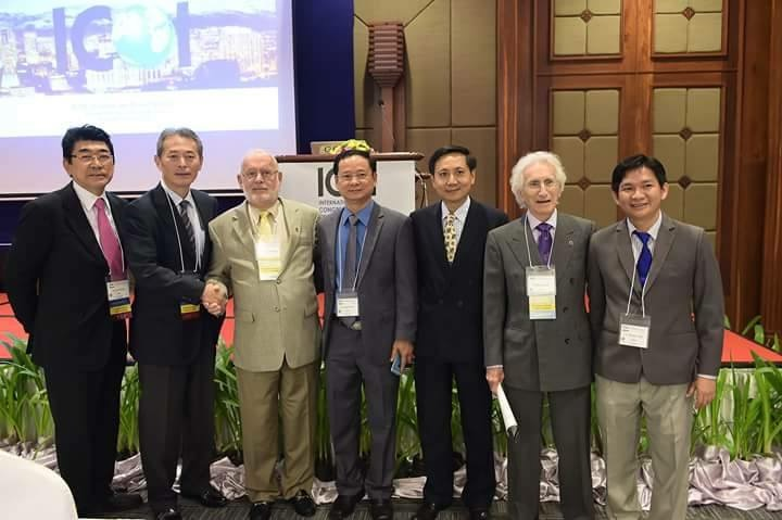 The 18th International Congress of Oral Implantologists  ុ Siem Reap Ankor Wat ,13th-15th Nov. 2015